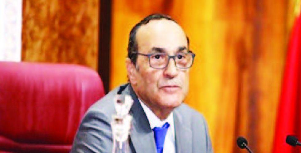 انتخاب «الحبيب المالكي» رئيساً لمجلس النواب المغربي