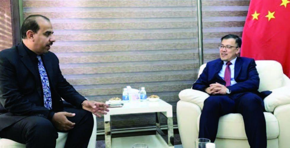 السفير الصيني لـ «    الصـــــباح   »: تبادلنا التجاري مع بغداد  تجاوز 30 مليار دولار