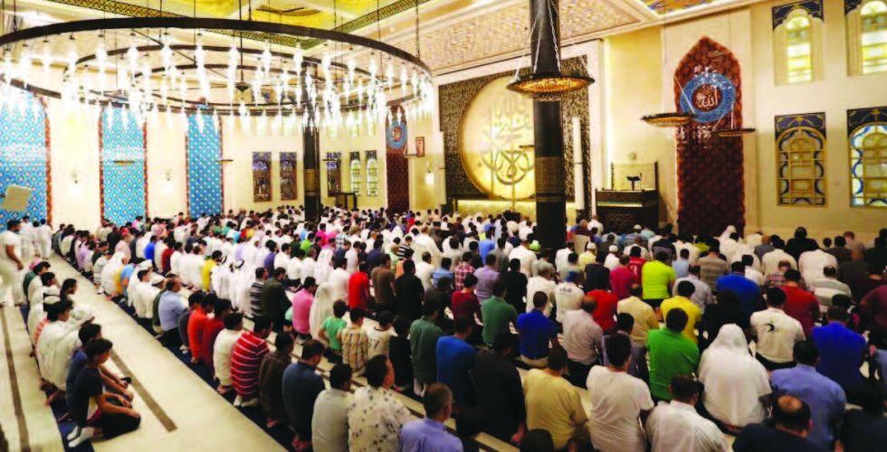 ألفة شهر رمضان الكريم تتخذ صوراً جديدة
