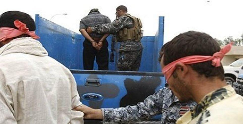 القبض على متهمين بجرائم الإرهاب والسرقة في بغداد