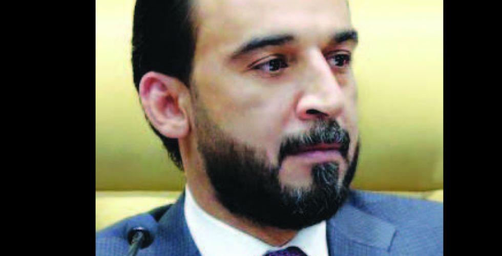 مكتب الحلبوسي يوضح حقيقة الدعوى المقامة من عبد المهدي