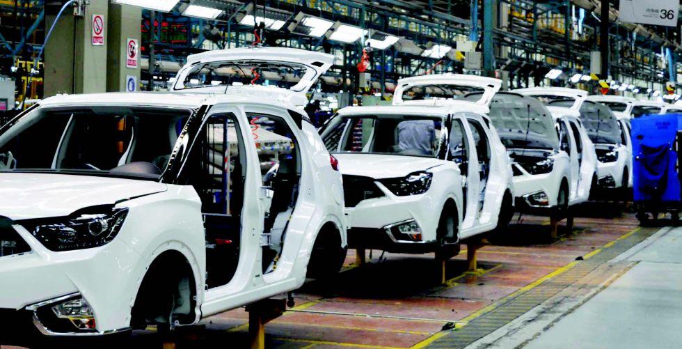 السيارات تقود أسهم أوروبا للانخفاض