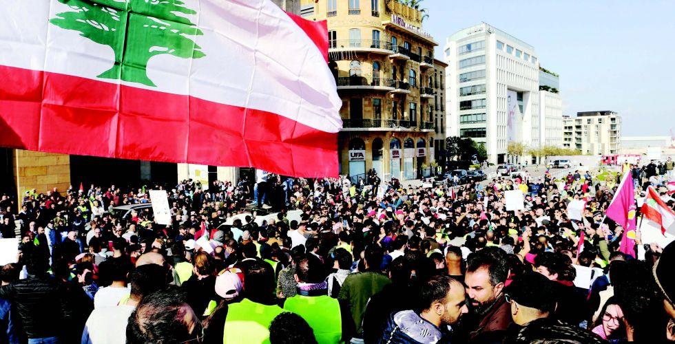 قراءة في الخريطة السياسية اللبنانية