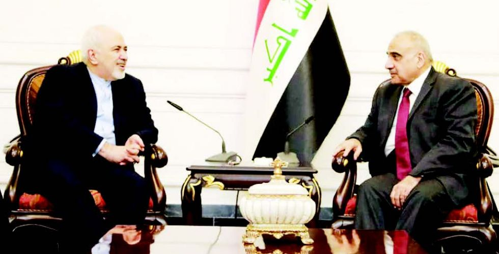 العراق يقود تحركات دبلوماسية كبيرة لحل أزمة إيران وأميركا