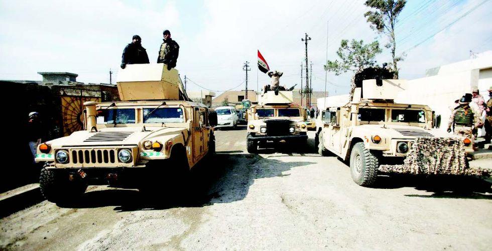 إحباط محاولة لاستهداف بغداد بسيارة مفخخة