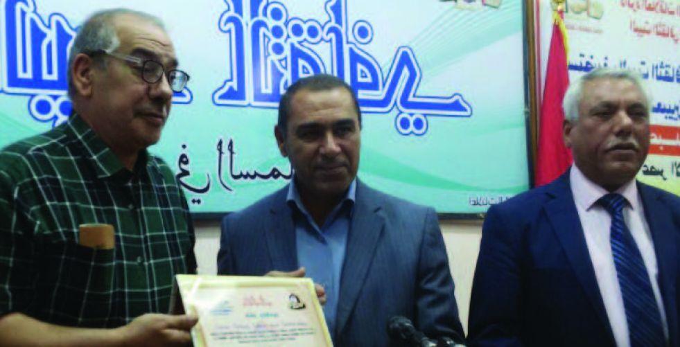 عبد المنعم مكي شاعر الحب والفجيعة