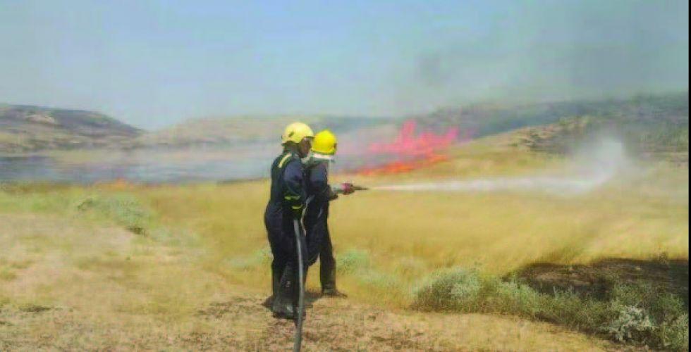 الدفاع المدني: إخماد 166 حريقا في كركوك خلال 10 أيام