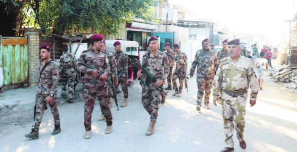 «مقترحات نيابية» لحفظ الأمن  في حزام بغداد