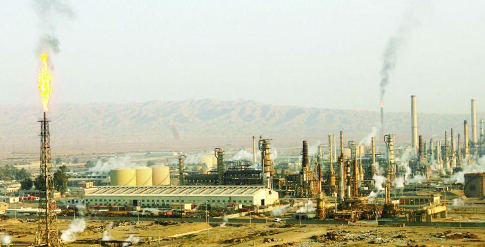 العراق يزود الاردن بنصف مليون طن من النفط