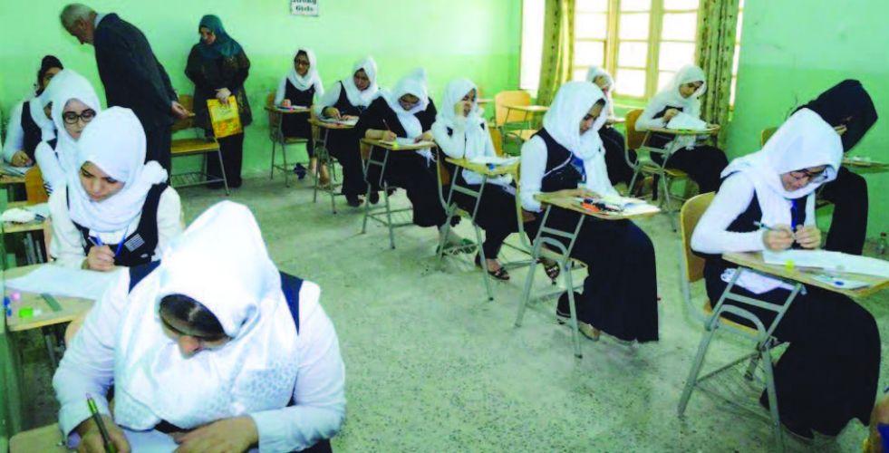 غداً.. بدء امتحانات مرحلة الثالث المتوسط في بغداد والمحافظات