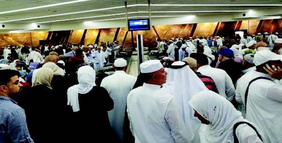 الخارجية تعالج مشكلة تأخر معتمرين عراقيين بالسعودية