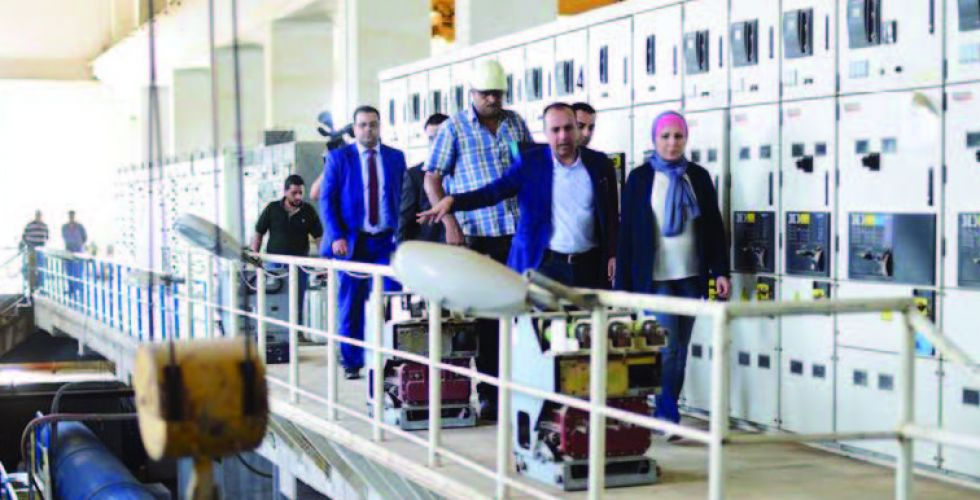أمانة بغداد: تأمين ضخ مياه الشرب مرتبط بديمومة الكهرباء