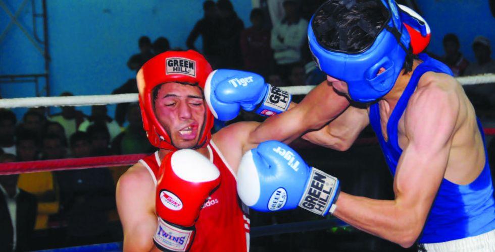 البصرة تضيف اختبارات منتخب أشبال الملاكمة