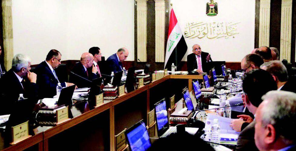 عبد المهدي: لا صحة لنيتنا تقديم الاستقالة