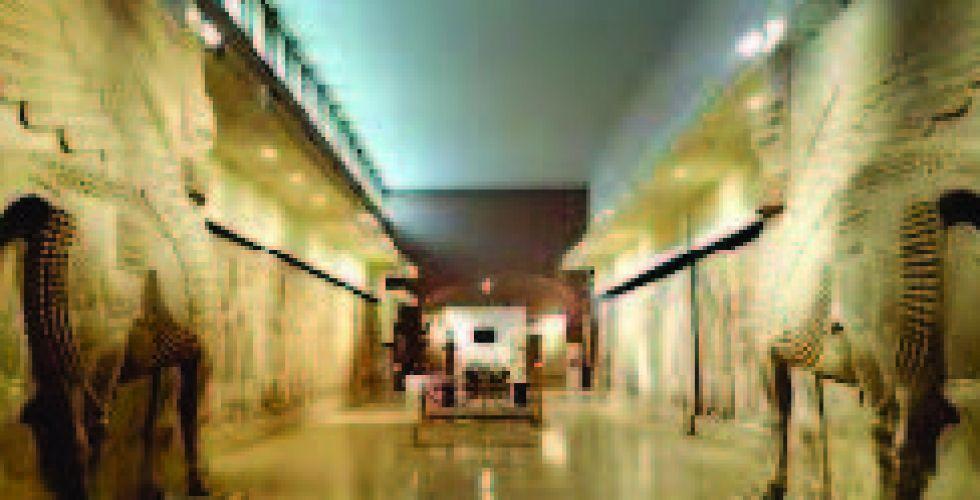 خطة لإنشاء بناية جديدة للمتحف الوطني