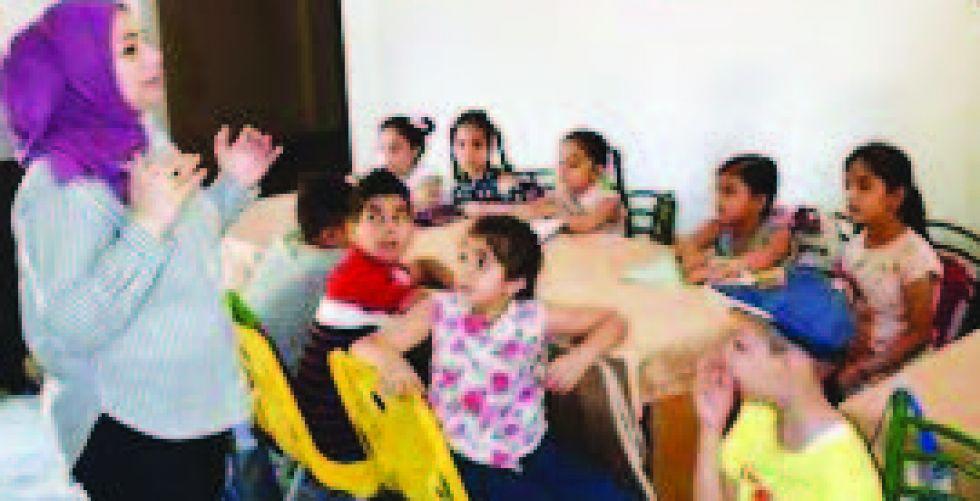 انطلاق الدورات الصيفيَّة  للأطفال