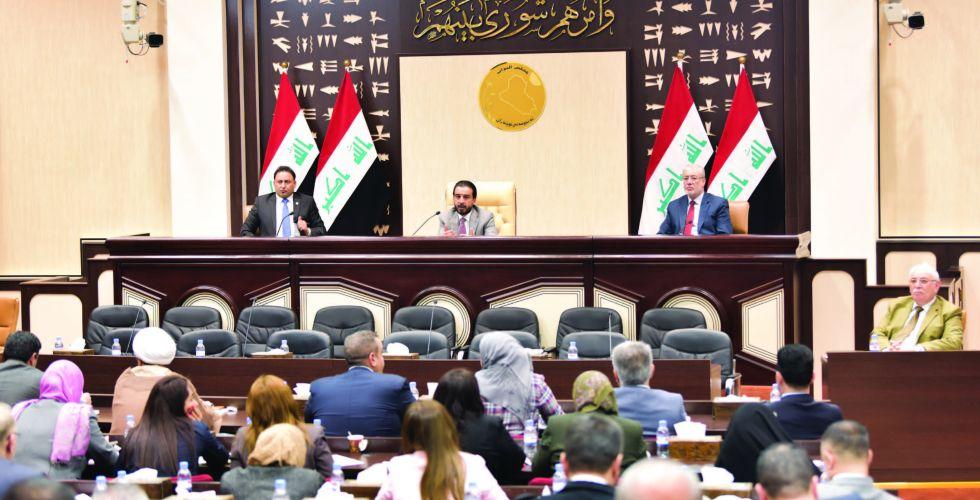 مجلس النواب ينهي قراءة سبعة قوانين ويناقش معالجة أزمة السكن