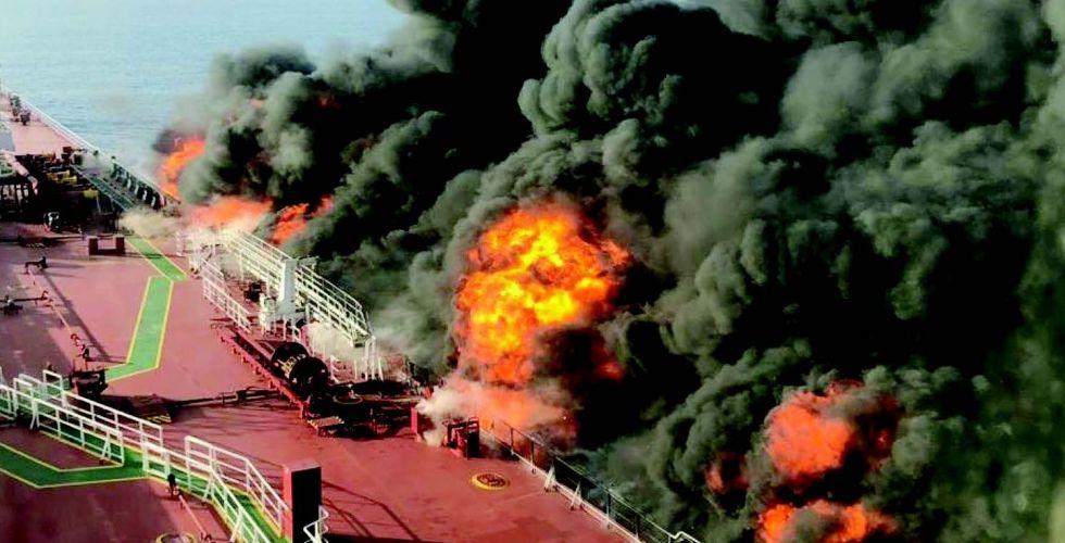 هل تقف إيران وراء حادثة خليج عمان؟