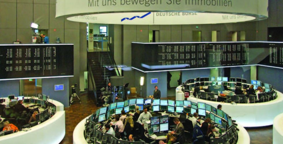 ارتفاع الأسهم الأوروبية بدعم من «دويتشه بنك»