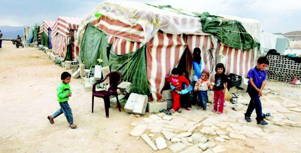 الصليب الأحمر تحذر من وضع اللاجئين في مخيمات سوريا