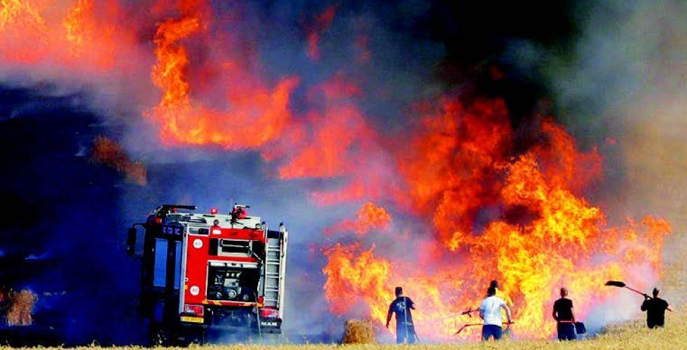 Fire: terrorism targeting the economy of Iraq