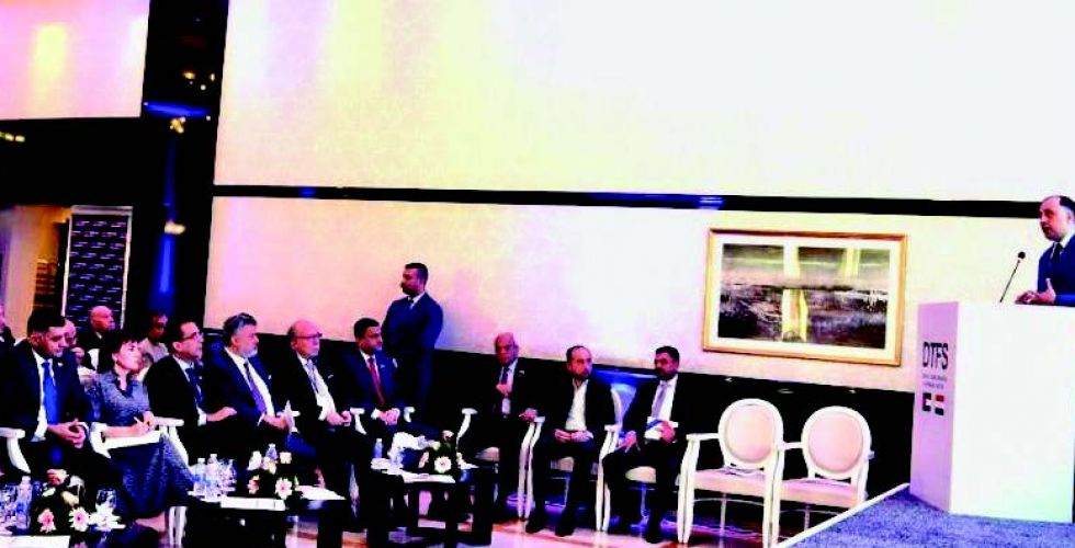 The digital transformation conference in the financial sector in Baghdad was held with Jordanian participation Alsabaah-15718