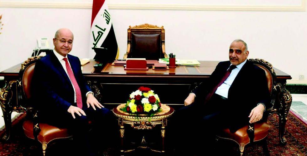 العراق يجدد موقفه الرافض  لسياسة المحاور