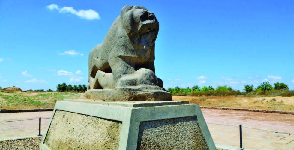 الثقافة تحدد شباط 2020 لإنجاز خطة إدارة بابل الأثرية