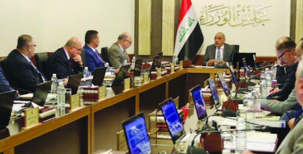 عبد المهدي: فصائل الحشد الشعبي ملتزمة بالأمر الديواني
