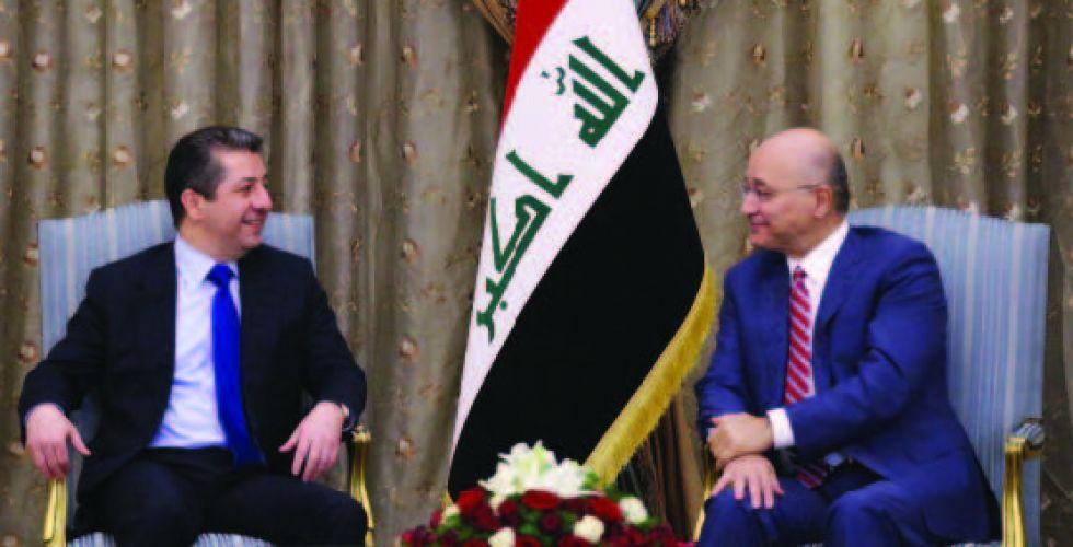 بغداد وأربيل.. نحو تصفير  المشكلات العالقة