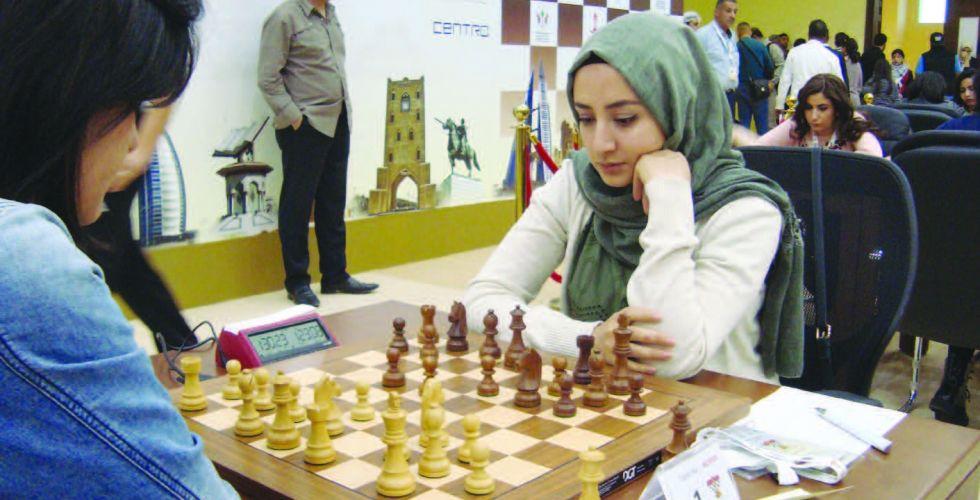 انطلاق بطولة العرب للفئات  العمرية بالشطرنج