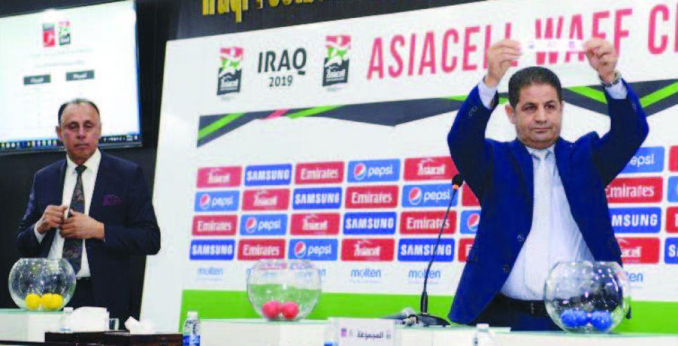 منتخبنا بمواجهة لبنان في افتتاح منافسات غرب آسيا