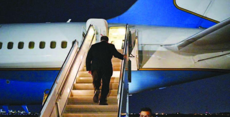 بومبيو يريد تقليصاً دائمياً لسفارة بلاده لدى بغداد