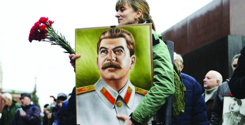 روسيا بوتين تعيد تأهيل «ستالين»
