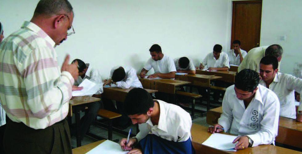 تراكمات ومشكلات تهدد مستوى التعليم في البلاد