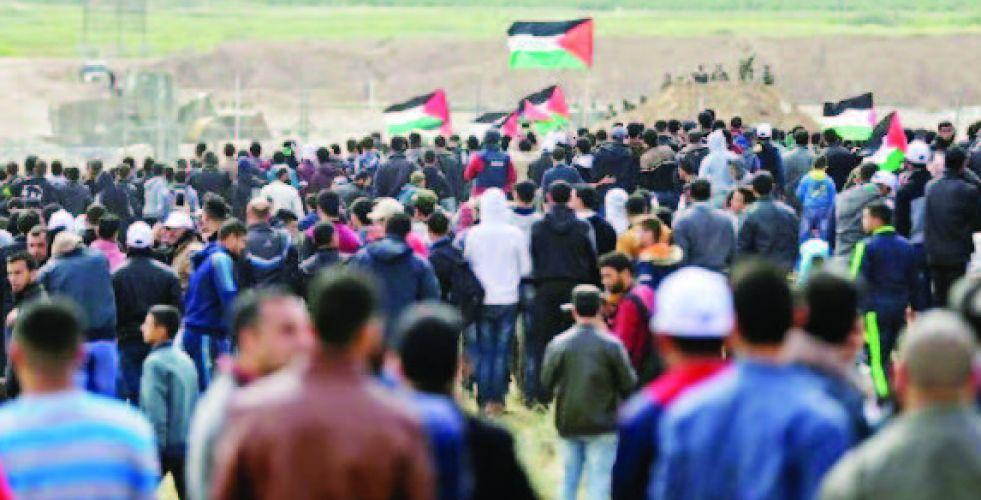 مسيرات العودة تشعل الخلاف بين حماس والفصائل الفلسطينية