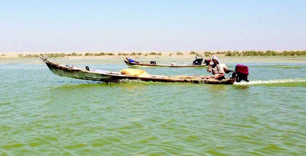 العقوبات الاميركية على إيران تضر بموارد العراق المائية