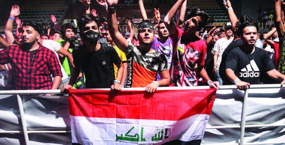 {مهرجان الصيف» يعيد إلى بغداد روحها المرحة