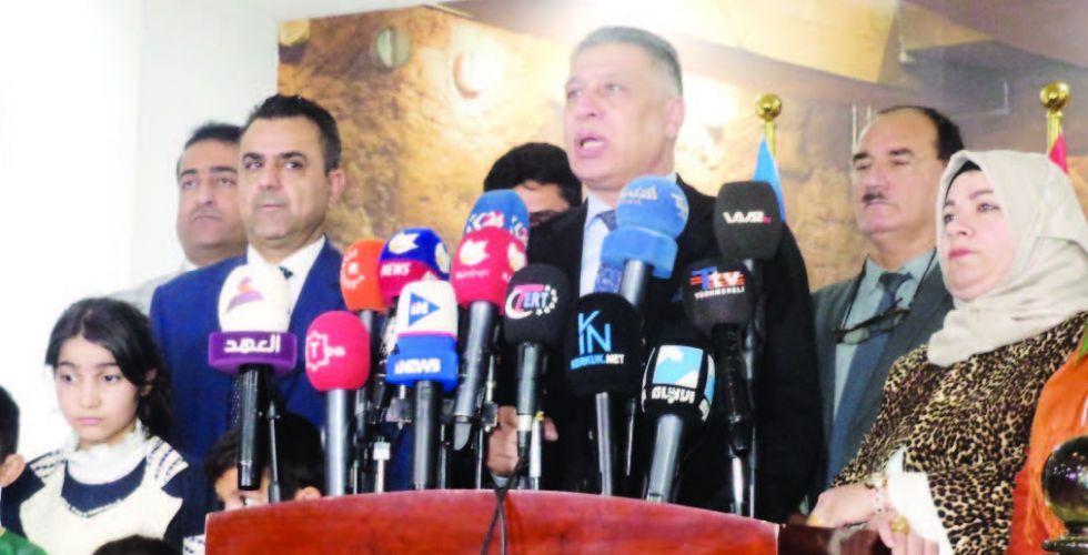 مطالبات بدعم الناجيات من (داعش) وإعادة دمجهن بالمجتمع