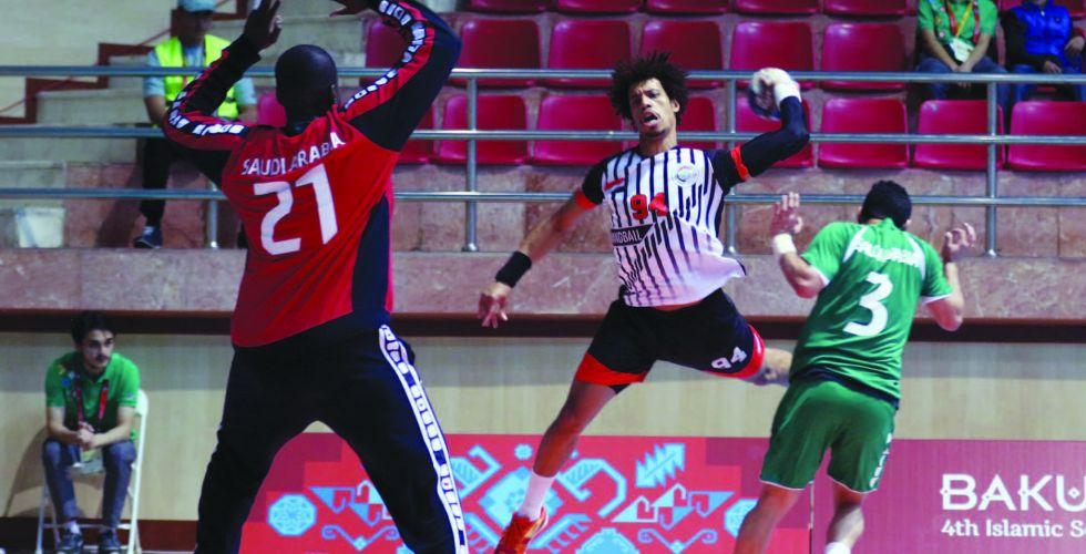 المنتخب الوطني لكرة اليد يعسكر في السليمانية