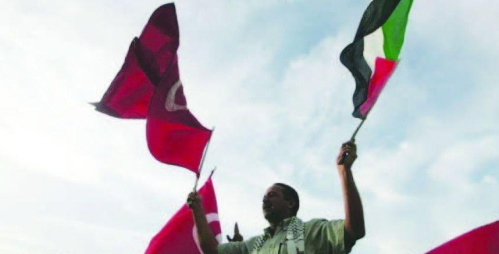 هل سيفجر {الاقتصاد» الخلافات بين تركيا وحماس؟