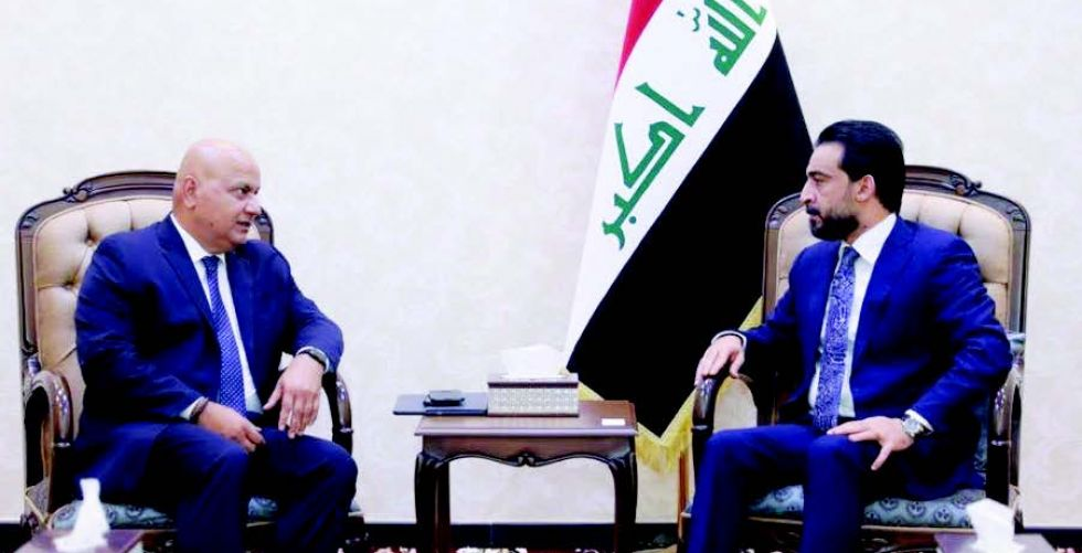 Halbousi: Parliament is keen to pursue cooperation between the government and the World Bank