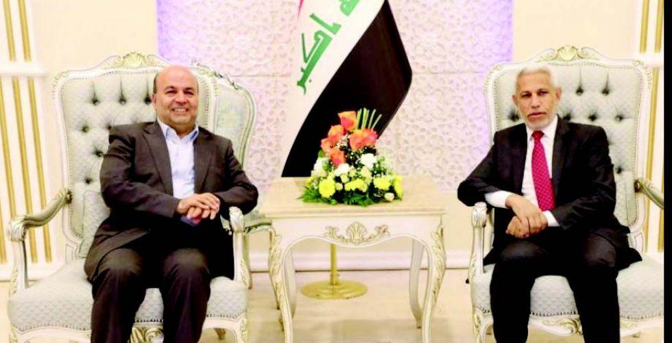 الأمين العام لجمعية البرلمانات الآسيوية في بغداد