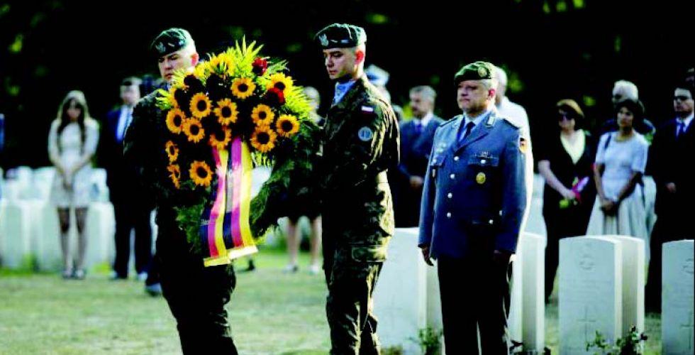 ألمانيا تطلب {الصفح» من البولنديين