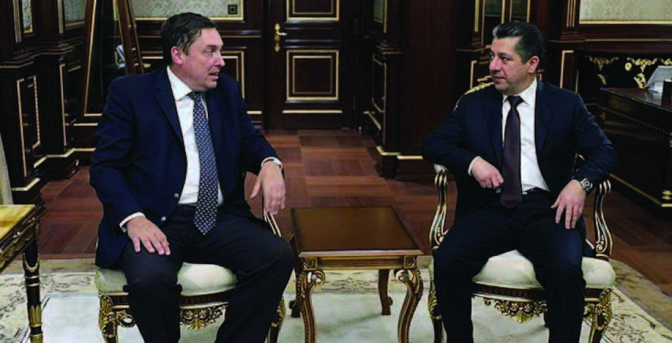 Masrour Barzani: Our talks with Baghdad are on the right track