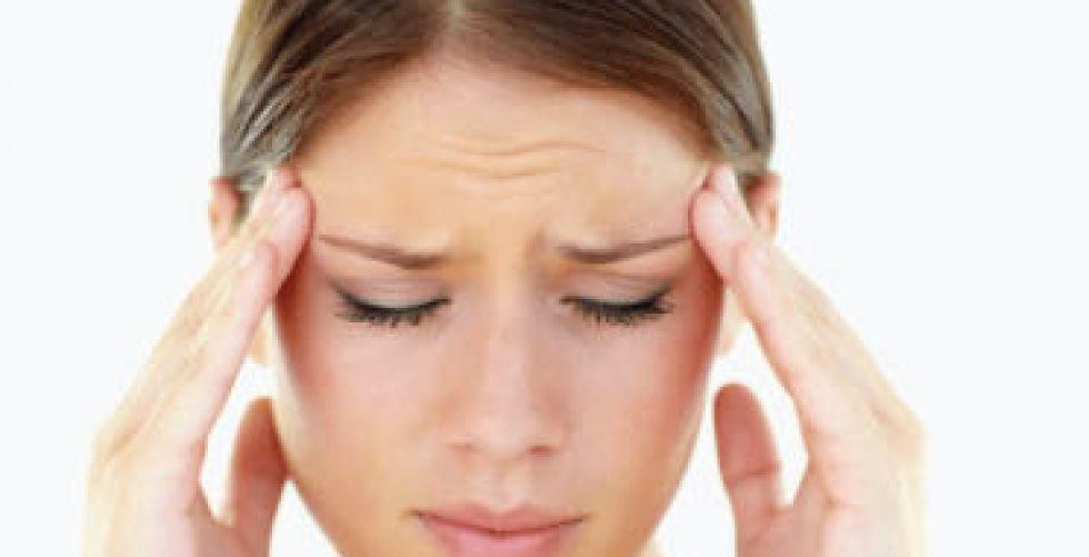 التهاب الأذن الوسطى والشعور بالدوار المستمر