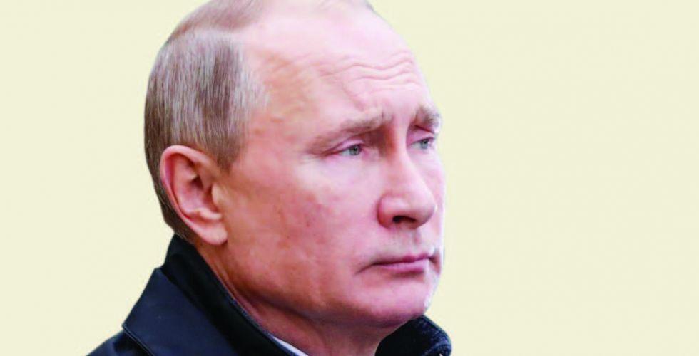 بوتين: انتهى عصر الايديولوجية الليبرالية