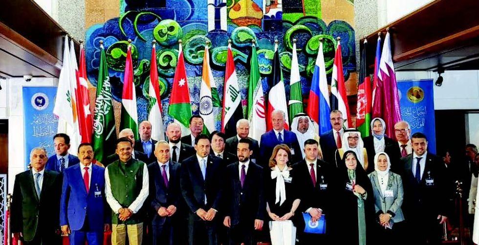 إشادة دولية بترؤس العراق لاجتماع  الجمعية البرلمانية الآسيوية