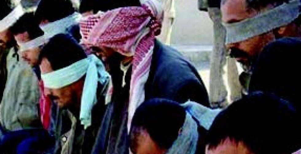 اعتقال عصابة  للسمسرة والاتجار بالبشر في بغداد