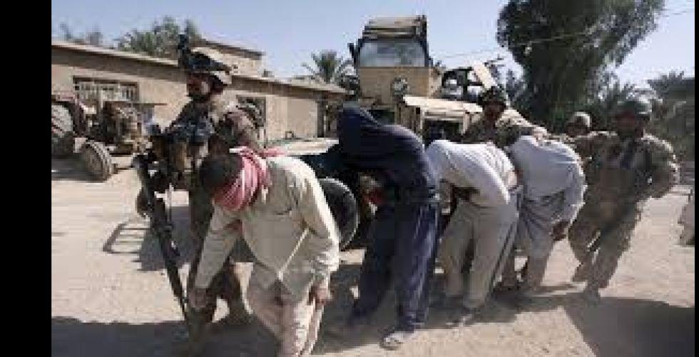 اعتقال عدد من المتهمين بجرائم مختلفة في بغداد